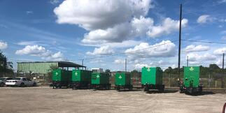 Hurricane Laura Generators