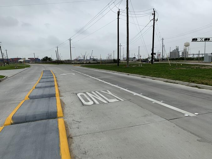 Peninsula Road updated